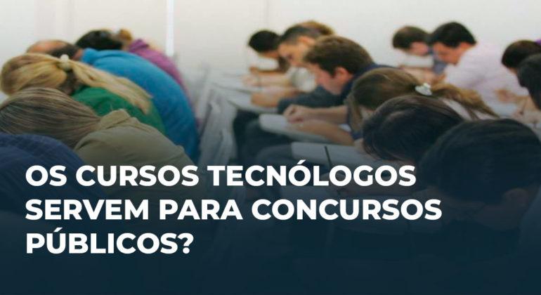 cursos tecnólogos